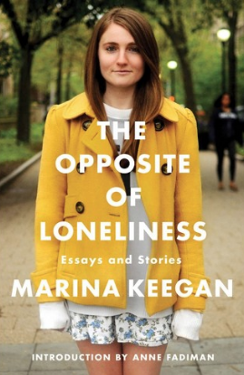 Writer like Marina Keegan