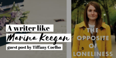 A writer like Marina Keegan
